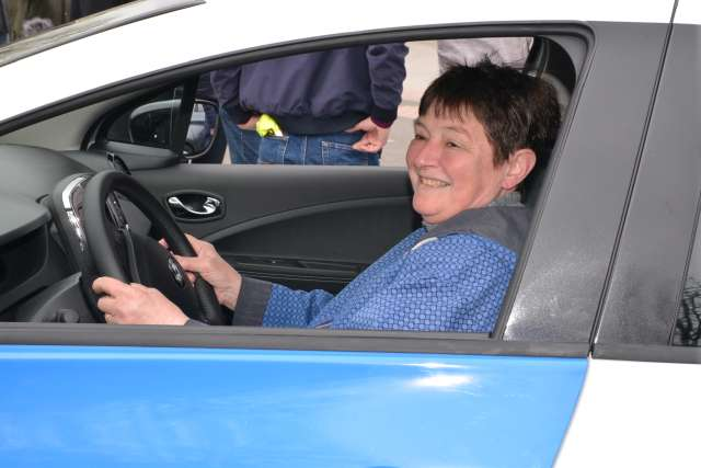Hildegar Franke sagt nein zu Elektroautos