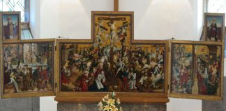 Altarbild, St. Georg 2