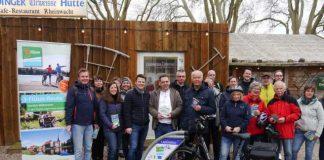 Fahrradsaison Drei Fluese Route Schermbeck