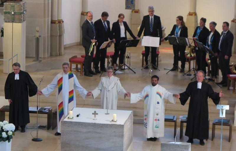 Schermbecker Christen Setzen Auf Zusammenarbeit