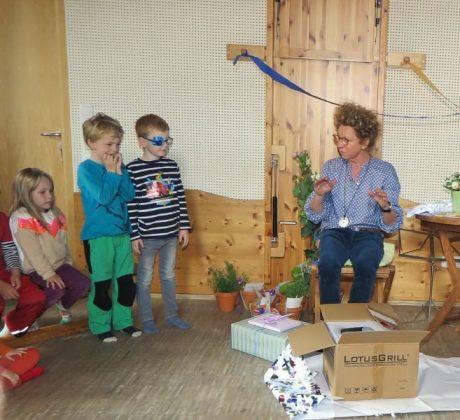 Renate Ahlmer verlässt nach 35 Jahren den Kindergarten Stenkampshof