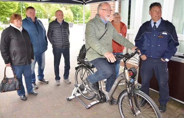 E-Bike Tag Seniorenbeirat Schermbeck 2019