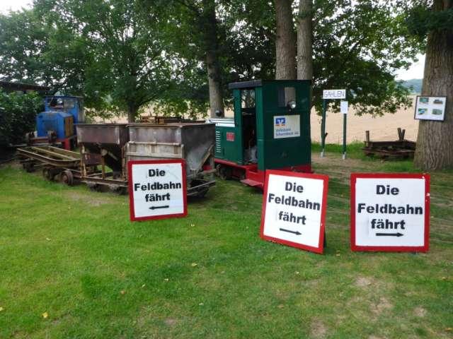 Feldbahnfreunde Gahlen
