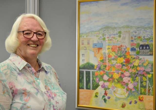 Margot Etringer Ausstellung