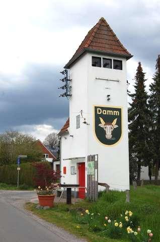 Stromturm Schermbeck Damm