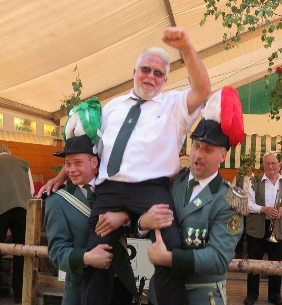 Schützenfest Damm 2019