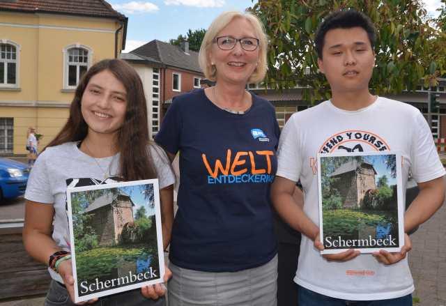 ASF Austauschschüler in Schermbeck