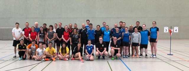 Badminton Schermbeck 2019