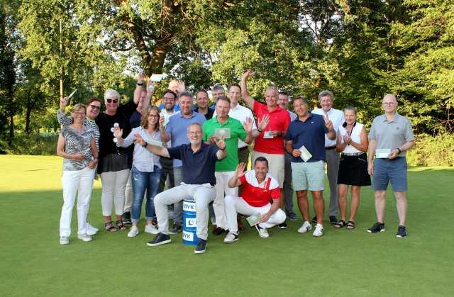 Byk Turnier Golfclub Weseler wald Schermbeck