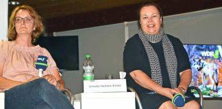 Christiane Rittman aus Gahlen und Heinen-EsserWolf in NRW