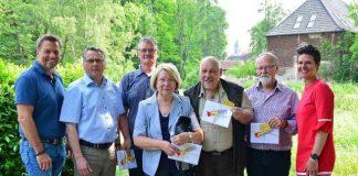 Ehrenamtskarte Schermbeck netzwerk 2019