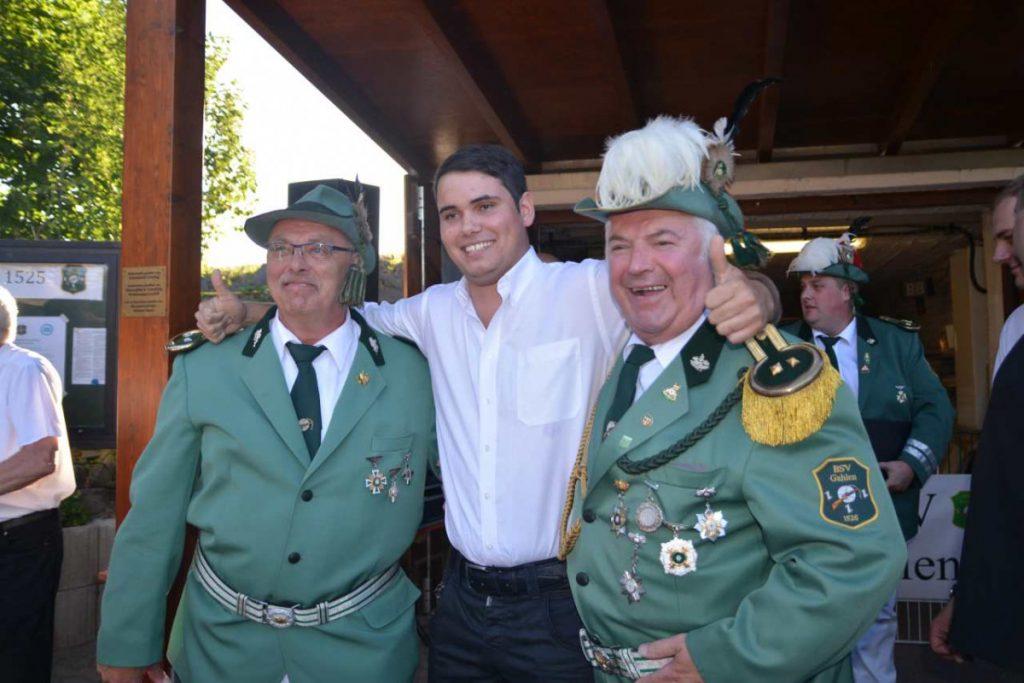 Schützenfest Gahlen 2019