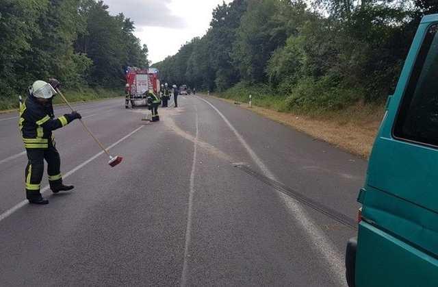 Verkehrsunfall Schermbeck