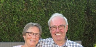 Karl-Heinz und Inge Reßing sind seit 50 Jahren verheiratet
