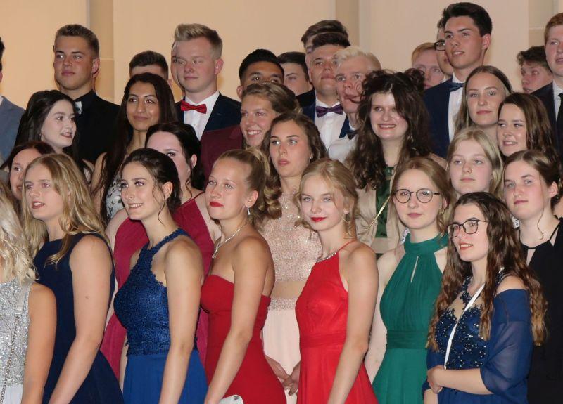104 Schermbecker Abiturienten verabschiedet