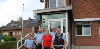 Charlotte Quik CDU auf Sommertour Wesel
