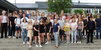 Charlotte Quik in Gesamtschule Hünxe