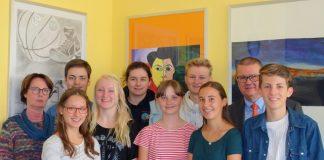 DELF Gesamtschule Schermbeck