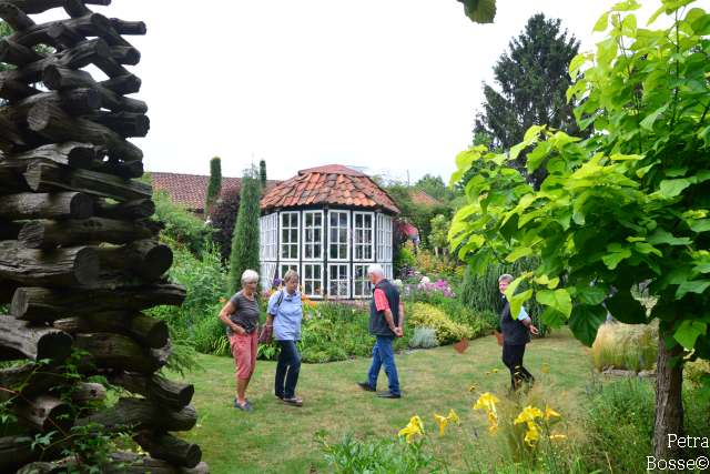 Garten Paus in Schermbeck