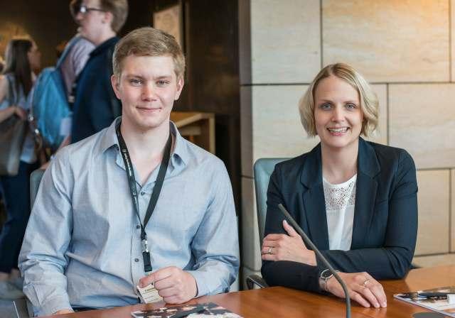 Jugend im Landtag NRW 2019 Schermbeck
