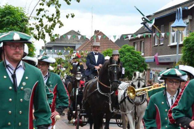 Kilian 2019 parade Altschermbeck