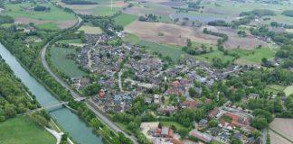 Luftaufnahme Schermbeck-Gahlen