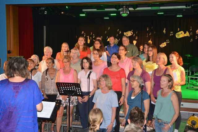 Sommerkonzert Gesamtschule Schermbeck