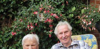 Irmgard und Karlheinz Pesch