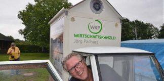 Ape Treffen Schermbeck Stefan Heier