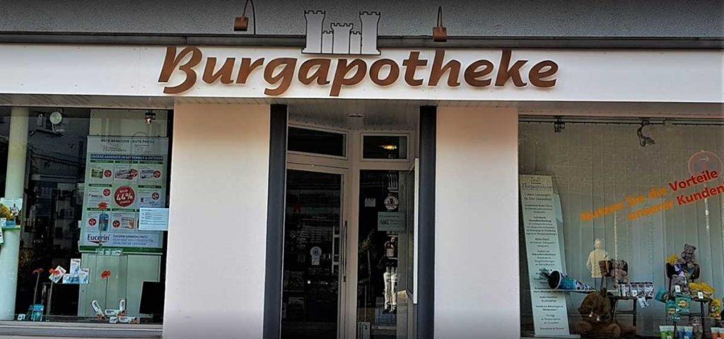 Burg-Apotheke-Schermbeck