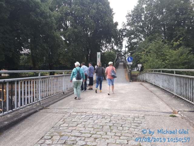 Netzwerk Schermbeck Ausflug nach Ibbenbüren 2019