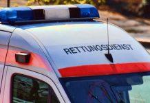 Rettungsdienst Krankenwagen Schermbeck