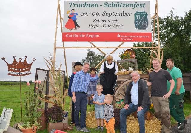 Schützenfest Üfte-Overbeck