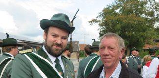 Im Lühlerheim wurde zum zweiten Mal ein Schützenfest gefeiert