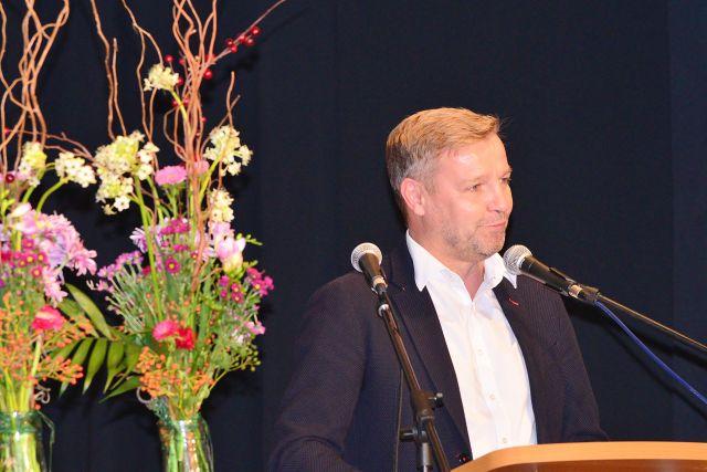 30 Jahre Gesamtschule Schermbeck  Mike Rexforth