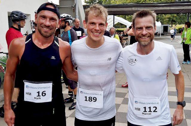 Halbmarathon Schermbeck 2019