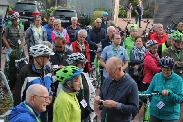 Landrat Tour Müller Tour rundum Schermbeck