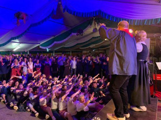 Schützenfest Uefte Overbeck 2019