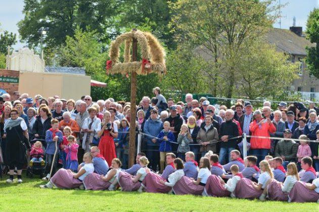 Trachtenschützenfest Uefte 2019
