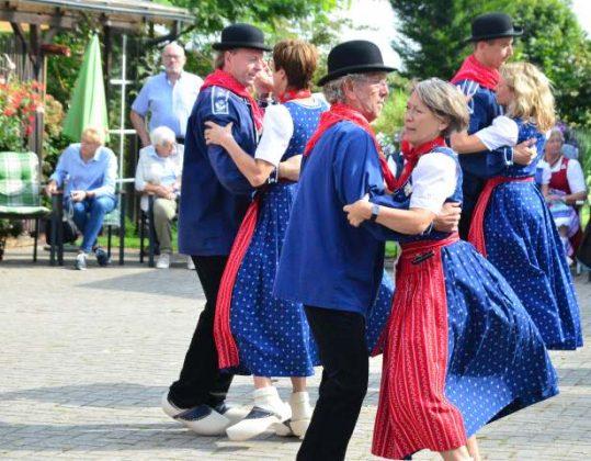 Das Schützenfest der Trachtenschützegilde Üfte-Overbeck findet am nächsten Wochenende, 7. September 2019 statt.