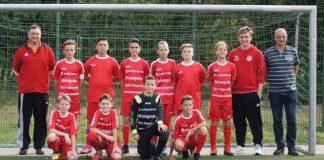 U 13 Fußball Schermbeck
