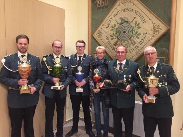 BSV Gartop Bühl Pokalschießen 2019