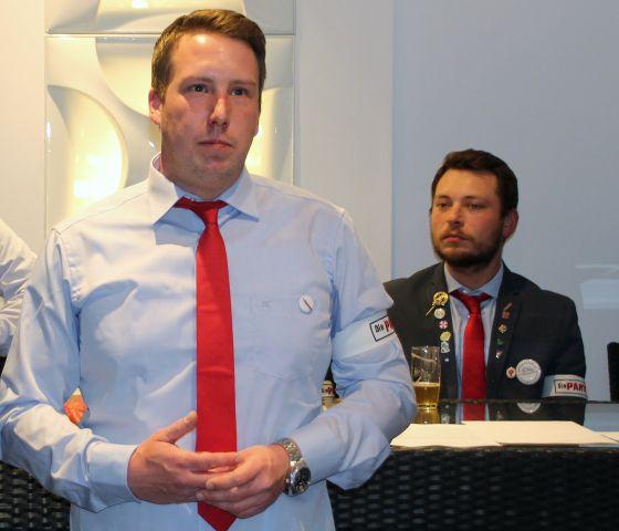 Schatzmeister Dalkmann Die Partei Schermbeck