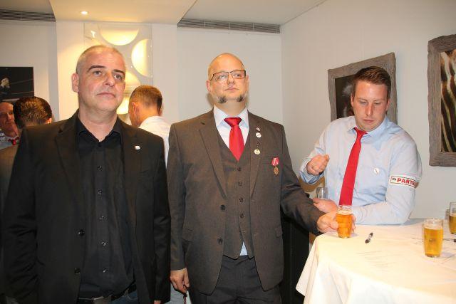 Manuel Schmidt Die Partei Schermbeck