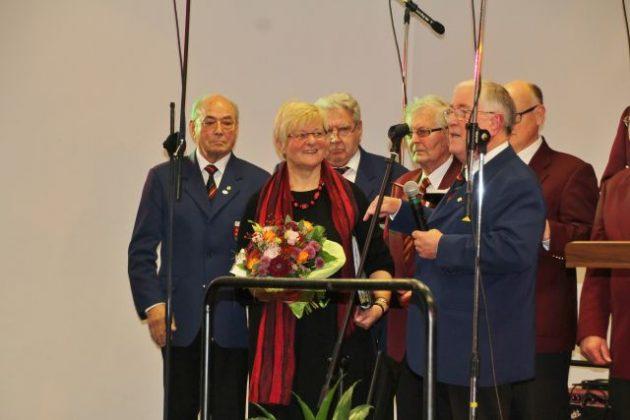Jubiläum Bella musica Schermbeck und MGV