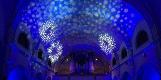 Lasermesse St. Ludgerus Schermbeck
