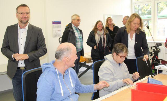 Michael Loewenau Behindertenwerkstätten Lembeck-Wulfen (3)
