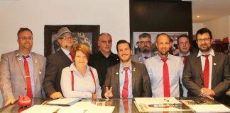 Neugründung Ortsverband Die Partei Schermbeck 2019 (