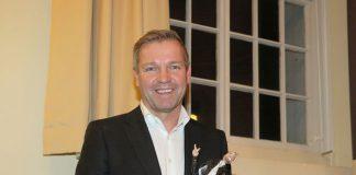 Mike Rexforth ist wieder Bürgermeisterkandidat