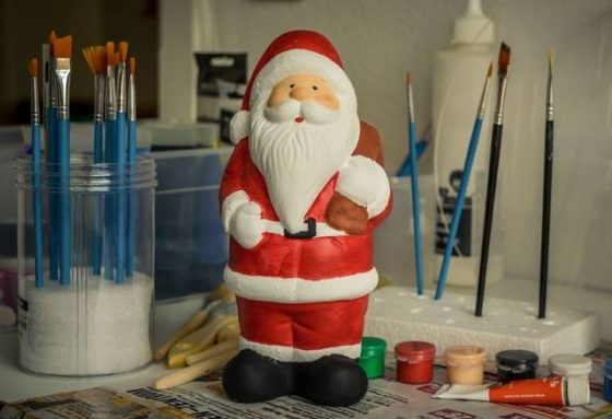 Basteln kreativ Weihnachten